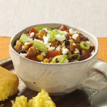 Vegetarian Chili Ole